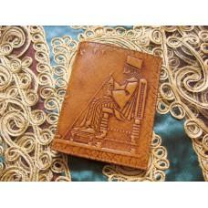 Красивые кожаные кошельки 05004