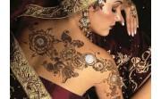 Преимущества татуировки хной перед обычными татуировками